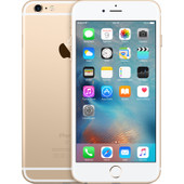 Apple iPhone 6s Plus 16 GB Goud