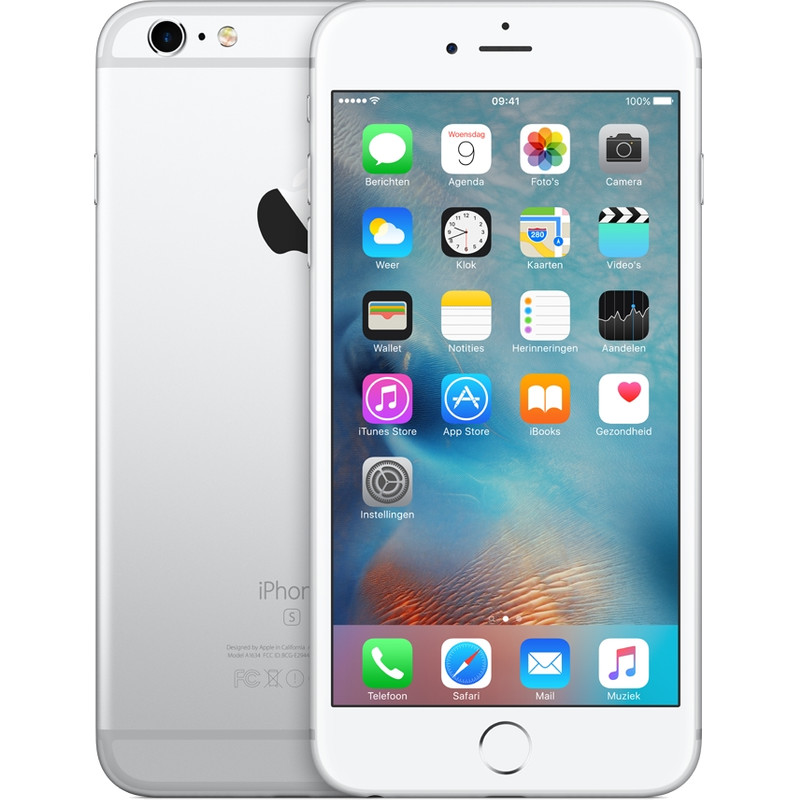 Apple iPhone 6s Plus 128 GB Zilver