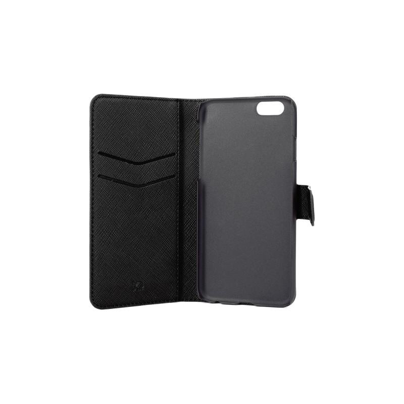 Xqisit Viskan Wallet Case Appple iPhone 6s Zwart