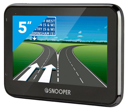 Snooper Truckmate Pro SC5800
