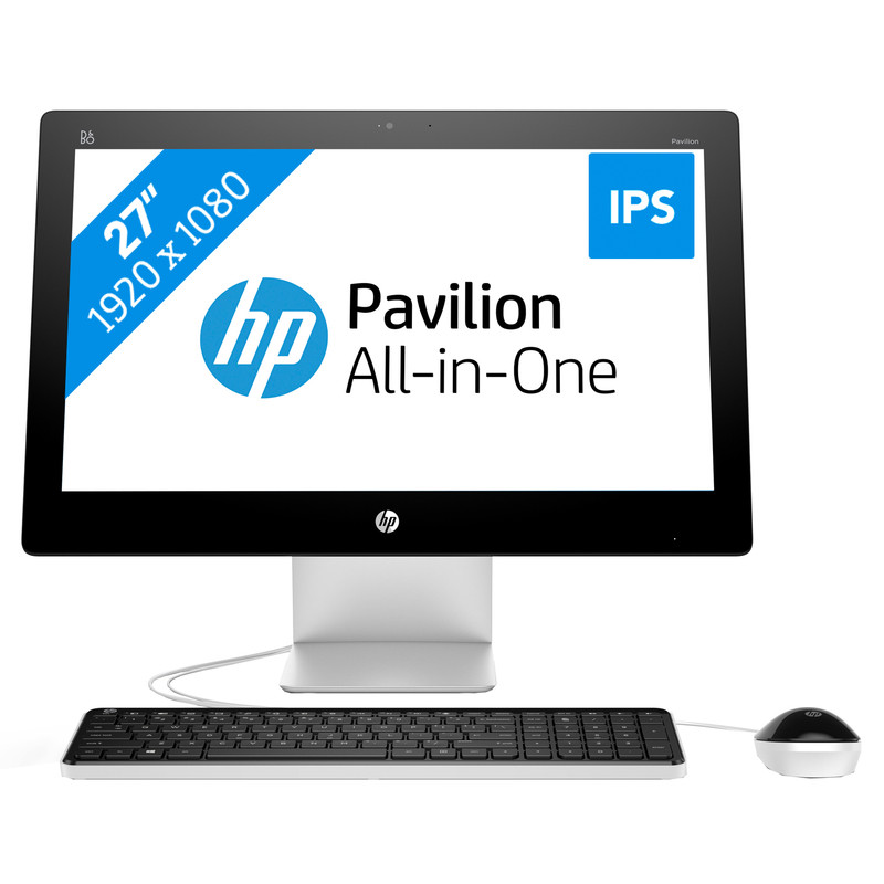 Hp Pavilion All-in-one 27-n100nd