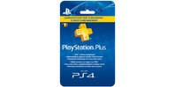 PlayStation Plus Card 12 Maanden BE