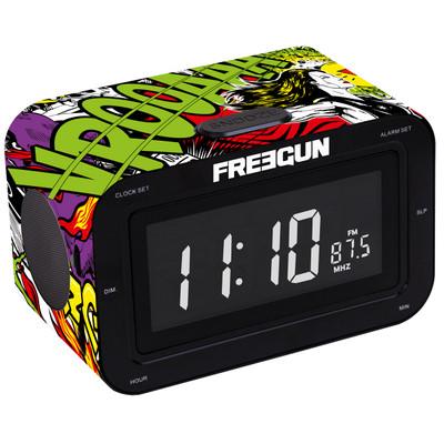 Freegun RR30 - Wekker radio