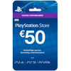 PlayStation Network Voucher Card 50 Euro NL