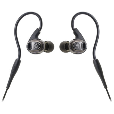 Image of Audio-Technica ATH-SPORT3 Zwart