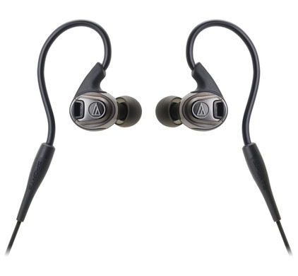 Audio-Technica ATH-SPORT3 Zwart