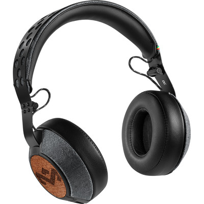 House of Marley over ear koptelefoon LiberatE XL Saddle 3 kn