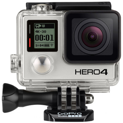 Image of GoPro Hero 4 Zwart Adventure Edition