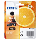 Epson 33 Cartridge Zwart XL (C13T33514010)