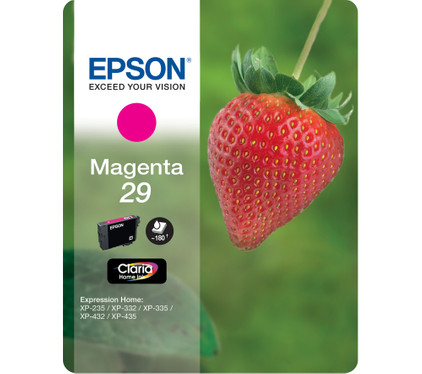 Epson 29 Cartridge Magenta (C13T29834010)