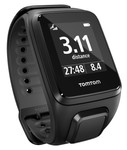 TomTom Runner 2 Cardio Black/Anthracite - L