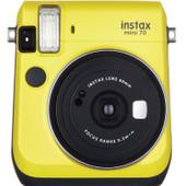 Fuji Instax Mini 70 Canary Yellow
