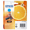Epson 33 Cartridge Cyaan (C13T33424010)