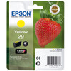 Epson 29 Cartridge Geel (C13T29844010)