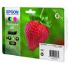 Epson 29 4-Kleuren Pack (C13T29864010)