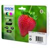 Epson 29 4-Kleuren Pack XL (C13T29964010)