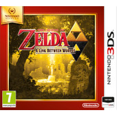 The Legend of Zelda: A Link Between Worlds Select 3DS