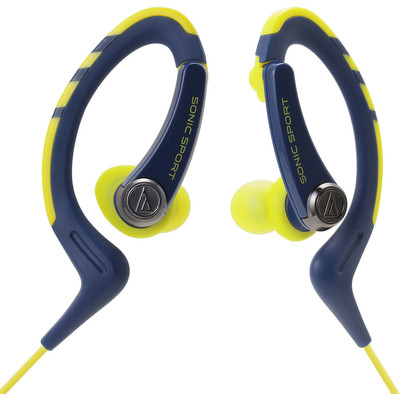 Image of Audio-Technica ATH-Sport1 Blauw