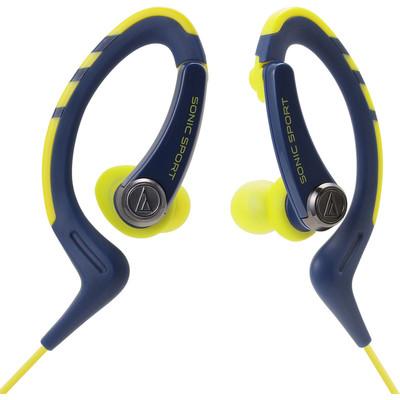 Image of Audio-Technica ATH-Sport1 Blauw