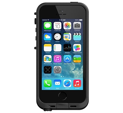 Lifeproof Apple iPhone 5/5S/SE Fre Case Black