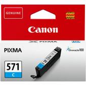 Canon CLI-571 Cartridge Cyaan (0386C001)