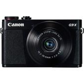 Canon PowerShot G9 X Zwart