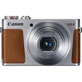Canon PowerShot G9 X Zilver