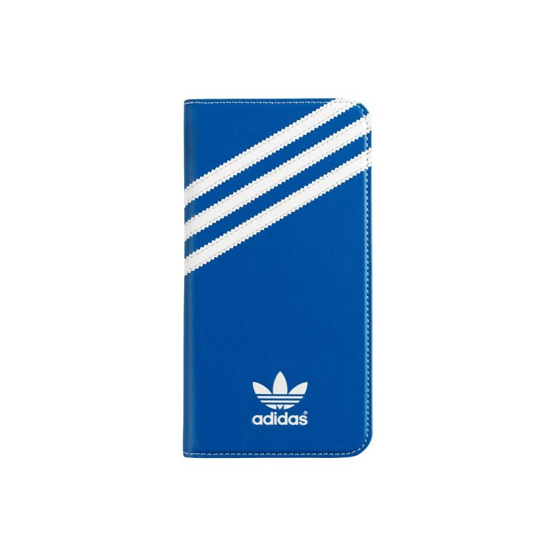 Adidas Book Case Apple iPhone 6 Plus-6s Plus Blauw