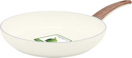 Greenpan WoodBe Koekenpan 28 cm Crème