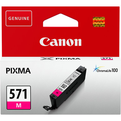 Canon CLI-571 Cartridge Magenta (0387C001)