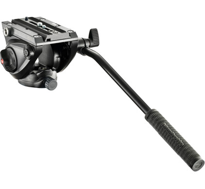 Manfrotto Fluid Video Head MVH500AH