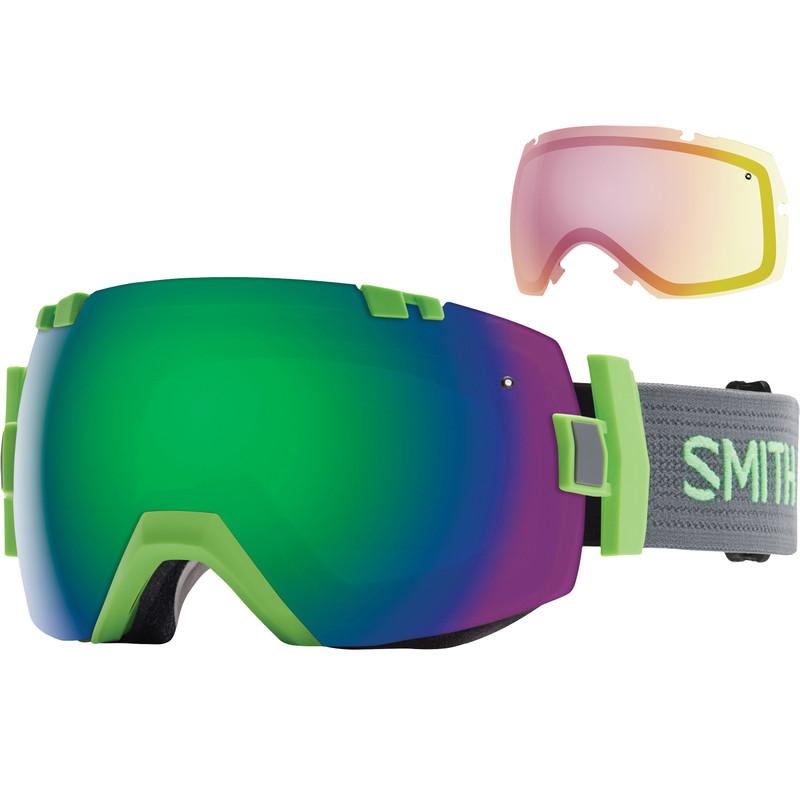 Smith I/ox Reactor / Green Sol-xandRed Sensor