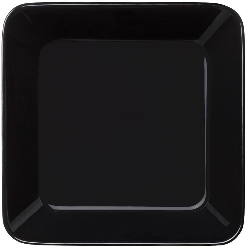 Iittala Teema Schaal 16 X 16 Cm Zwart