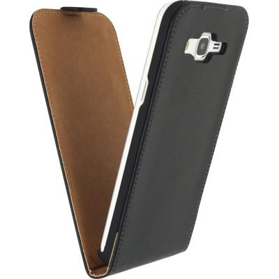 Mobilize Classic Flip Case Samsung Galaxy J5 Zwart