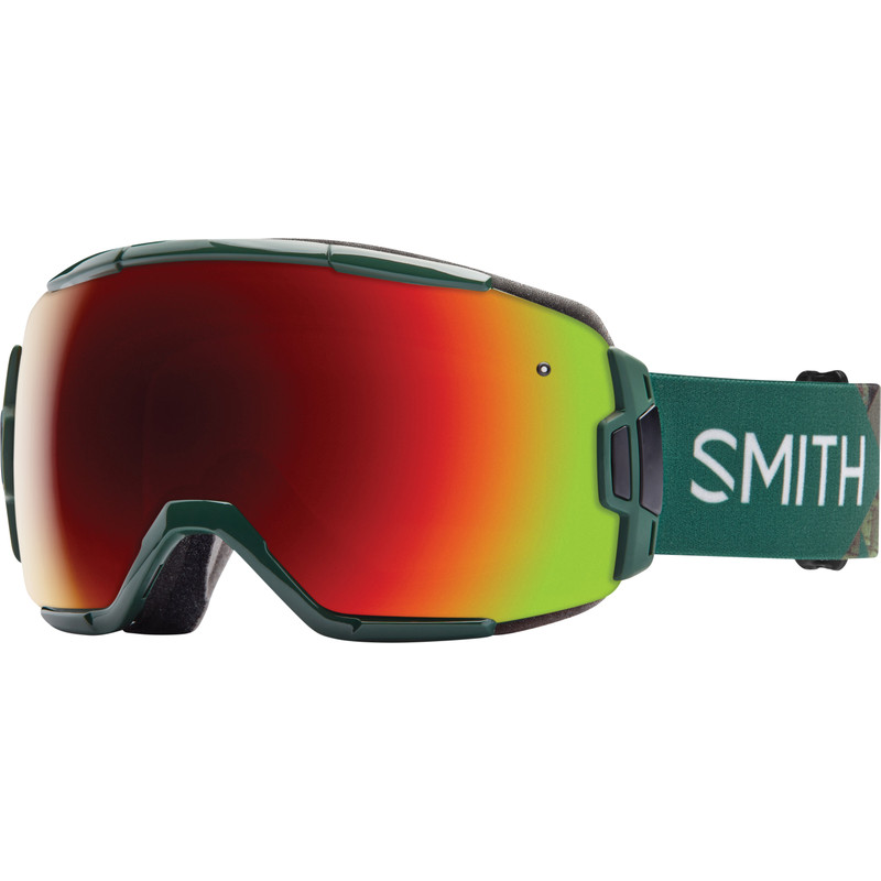 Smith Vice Green Obscura / Red Sol-x