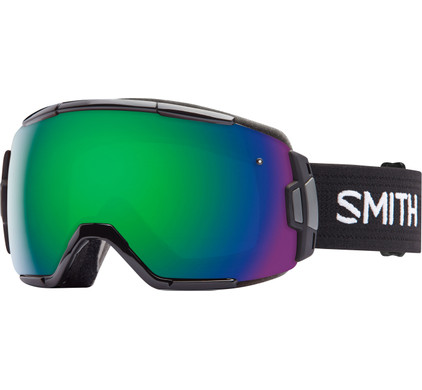 Smith Vice Black + Green SOL-X Lens