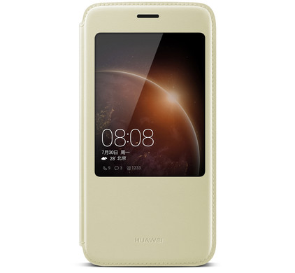Huawei G8 View Cover Goud