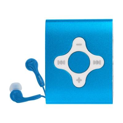 DIFRNCE MP756-4GB Blue, MP3 speler