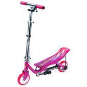 Space Scooter Junior Roze/Paars