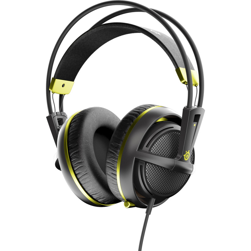 Steelseries SteelSeries, Siberia 200 Headset (Alchemy Gold) (PC-PS3-PS4-Xbox (51134)
