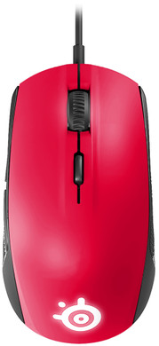 SteelSeries Rival 100 Rood
