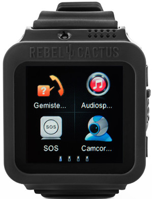 Rebel Cactus Smartwatch