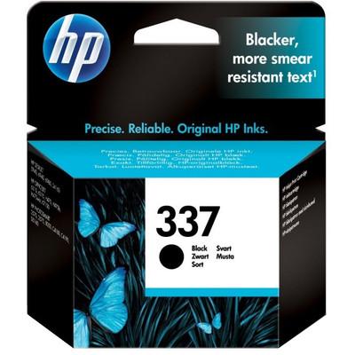 HP 337 - Inktcartridge / Zwart