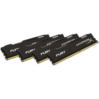 Kingston HyperX FURY Black 16GB - PC-21300 - DIMM
