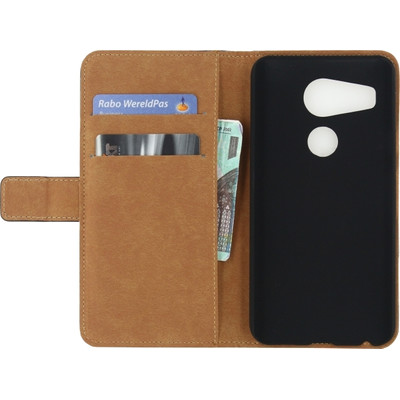 Mobilize Slim Wallet Book Case Samsung Galaxy S5 Mini Wit