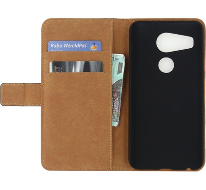 Mobilize Classic Wallet Book Case LG Nexus 5X Zwart