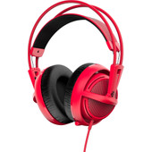 SteelSeries Siberia 200 Rood (Forged Red)