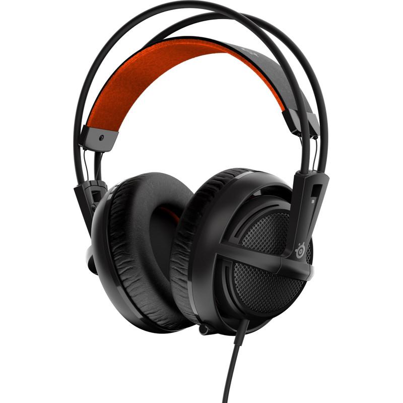 Siberia 200 Headset Bk