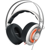 SteelSeries Siberia 650 Wit