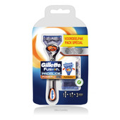 Gillette Fusion ProGlide Power Scheermes met Flexball Technologie + 3 scheermesjes